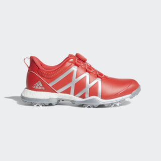 adipower Boost Boa Shoes Real Coral / Silver Metallic / Silver Metallic F33649