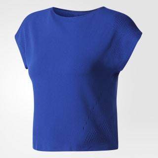 Camiseta Warp Knit Blue / Mystery Ink CF1079