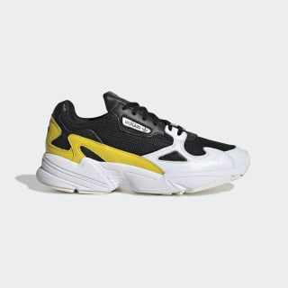 Кроссовки Falcon core black / ftwr white / chalk white EG6708
