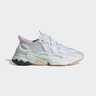 OZWEEGO Tech Schoenen Crystal White / Ash Silver / True Pink EF4297