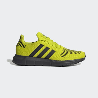 Swift Run Shoes Semi Solar Yellow / Core Black / Carbon EE6797