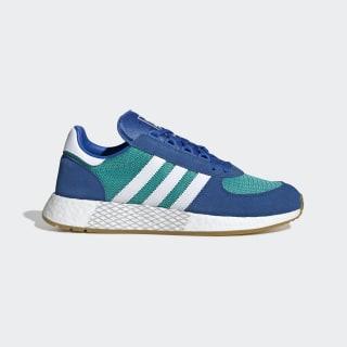 Chaussure Marathon Tech Hi-Res Aqua / Cloud White / Blue EE4918