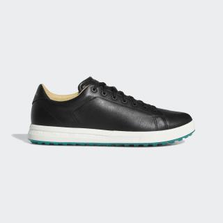 Adipure SP 2.0 Golf Shoes Core Black / Core White / Glory Green EE9127