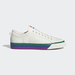 Tênis Nizza Pride Off White / Off White / Off White EF2319
