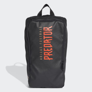 Predator Shoe Bag Black / Solar Red / Copper Metalic FI9343