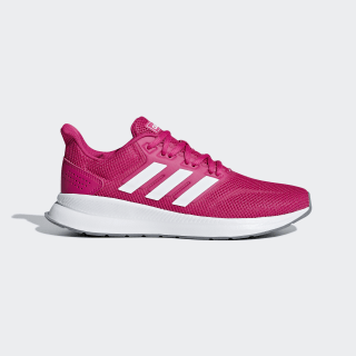 Chaussure Runfalcon Real Magenta / Cloud White / Grey Three F36219