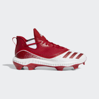 Icon V Bounce TPU Cleats Power Red / Power Red / Cloud White G28281