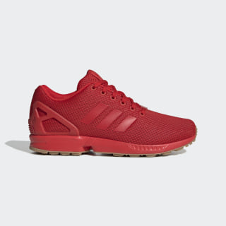 ZX Flux Shoes Red / Red / Red EH3149