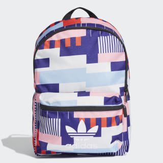 Morral BP CLASSIC MULTICOLOR/collegiate purple ED5897