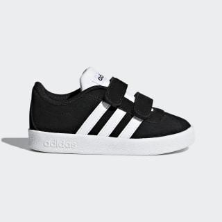 VL Court 2.0 Shoes Core Black / Cloud White / Cloud White DB1833