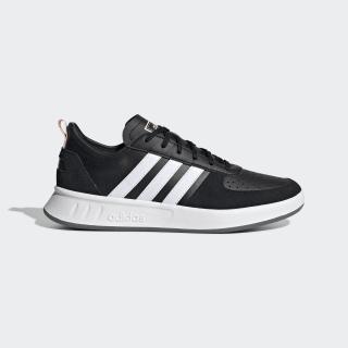 Zapatillas Court 80s Core Black / Core Black / Cloud White EE9833