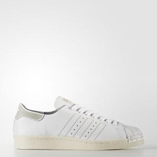 Calzado Superstar 80s Decon Cloud White / Cloud White / Vintage White BZ0109