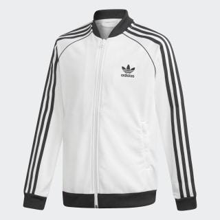 Олимпийка SST White / Black DV2897