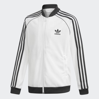 SST Track Jacket White / Black DV2897