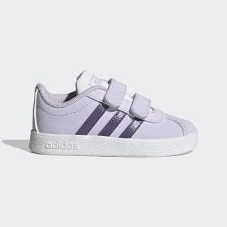 VL Court 2.0 Shoes Purple Tint / Tech Purple / Cloud White EG3892