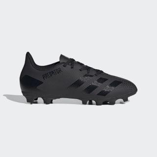 Calzado de Fútbol Predator 20.4 Multiterreno Core Black / Core Black / Solid Grey EF1649