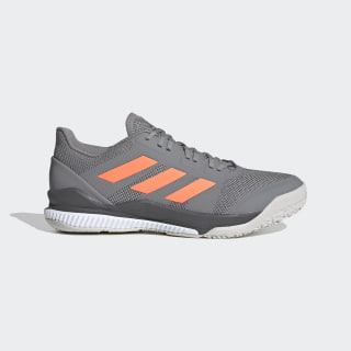 Stabil Bounce Schuh Grey Three / Signal Coral / Grey Six EH0847