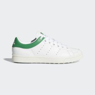 Adicross Classic Shoes Cloud White / Cloud White / Green D97784