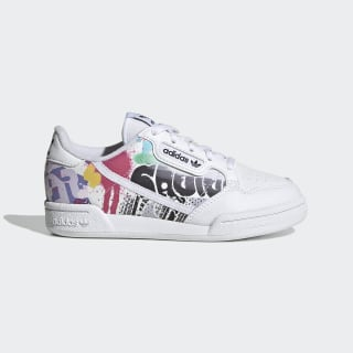 Tenis Continental 80 Cloud White / Cloud White / Core Black EE6506