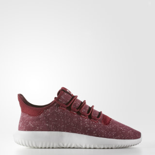 Tubular Shadow Shoes Collegiate Burgundy / Collegiate Burgundy / Crystal White BY3571