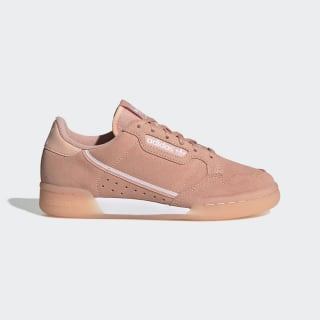 Continental 80 Shoes Glow Pink / Cloud White / Core Black EF5105
