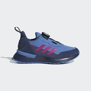Zapatilla RapidaRun Boa Lucky Blue / Shock Pink / Tech Indigo EF9427