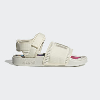 Сандалии Pharrell Williams Adilette 2.0 TBIITD cream white / cream white / cream white EG7831