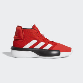 Pro Adversary 2019 Shoes Active Red / Cloud White / Core Black BB9126