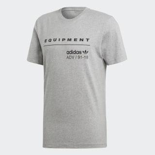 EQT PDX Classic T-Shirt Medium Grey Heather CV8593