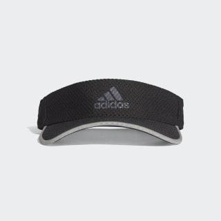 Climacool Vizörlü Koşu Şapkası Black / Black / Black Reflective CF5236