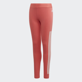 Must Haves 3-Stripes Tights Prism Pink / White DX2470