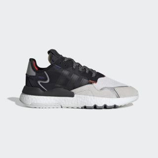 Zapatillas Nite Jogger Core Black / Core Black / Crystal White EF9419