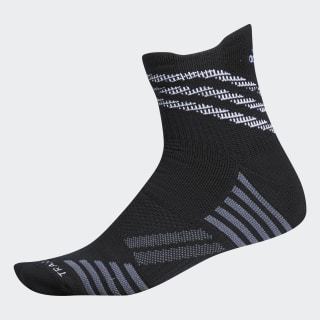 Speed Mesh Team High Quarter Socks Black CI0639