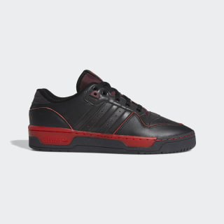 Rivalry Low Star Wars Shoes Core Black / Scarlet / Maroon FV8036