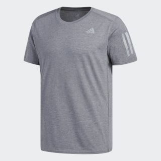 Polera Response Soft Dark Grey Heather CE7272