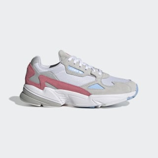 Falcon Shoes Cloud White / Shock Pink / Crystal White EG2866