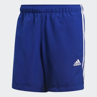 Shorts Tres Rayas Sport Essentials Chelsea Mystery Ink / White CZ7378