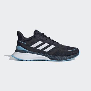 Кроссовки Nova Run legend ink / dash grey / bright cyan EG3169