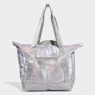 Tote bag ID Multi Solid Grey / Orbit Grey / Glory Pink / Grey Four FN1963