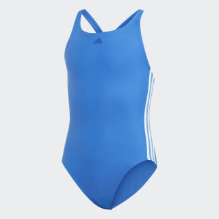 Athly V 3-Stripes Swimsuit Blue DY5924