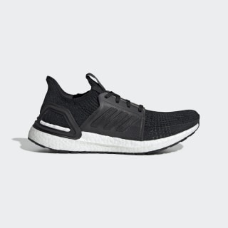 Zapatilla Ultraboost 19 Core Black / Core Black / Cloud White G54009