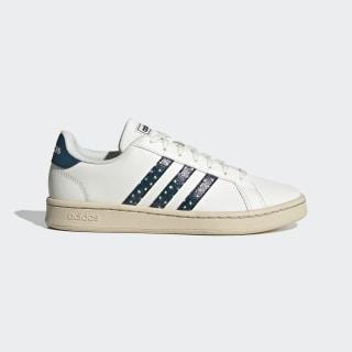 Grand Court Shoes Running White / Running White / Legend Ink EH1111