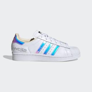 Superstar Shoes Cloud White / Silver Metallic / Ecru Tint EF3642