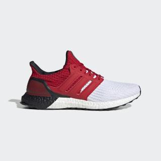 Кроссовки для бега Ultraboost ftwr white / scarlet / core black G28999