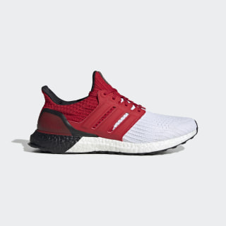 Ultraboost Shoes Cloud White / Scarlet / Core Black G28999