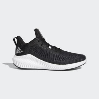Chaussure Alphabounce+ Core Black / Silver Metallic / Core Black EG1452