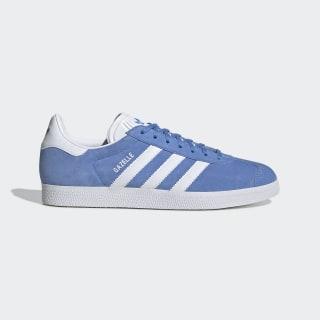 Gazelle Schuh Real Blue / Cloud White / Cloud White EE5511