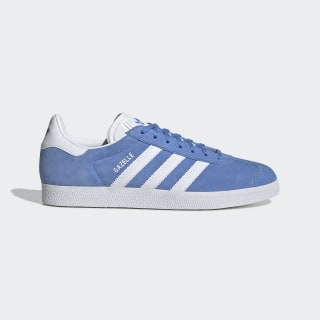 Gazelle Shoes Real Blue / Cloud White / Cloud White EE5511