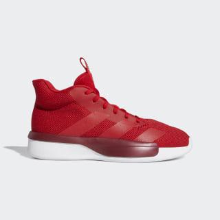 Баскетбольные кроссовки Pro Next 2019 Scarlet / Collegiate Burgundy / Cloud White EH1967