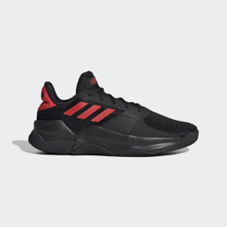Streetflow Shoes Core Black / Active Red / Core Black F36523